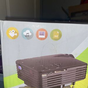 Mini Movie projector And GoPro for Sale in San Jose, CA
