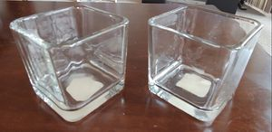 Libbey Glass Jars 2 for Sale in Chicago, IL