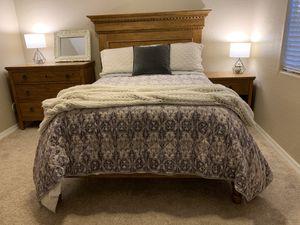 Pottery Barn Bedroom Furniture Set-Full size bed for Sale in Chandler, AZ