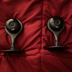 Nest Indoor Camera x2 for Sale in Harrisburg,  PA