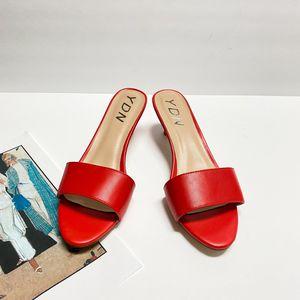 size 8 FSJ Fashion Low Kitten Heel Mules for Women Slippers Sandals Dress Shoes for Sale in Las Vegas, NV