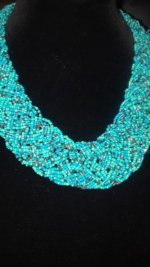 SOUTHWEST BEADED NECKLACE for Sale in Casa Grande, AZ