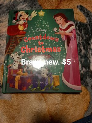 Countdown to Christmas book for Sale in Hermon, ME