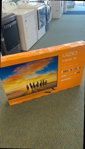 Vizio 4K Smart TV! All new with Warranty! 50 inch TV Television is New ( Open Box) HY0 for Sale in DeSoto, TX