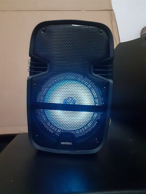 Speakers bluetooth 1500watts never used brand new in the box for Sale in Miami, FL