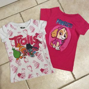 Toddler girl's t-shirts for Sale in Tewksbury, MA