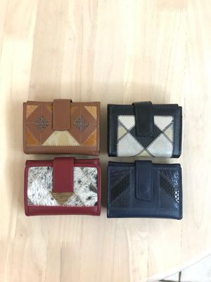 Original leather wallet for Sale in Lake Worth, FL