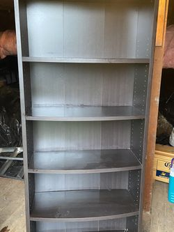 Dania Bookcase - Espresso Bookshelf for Sale in Redmond,  WA