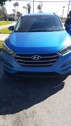 2016 Hyundai Tucson for Sale in National City, CA