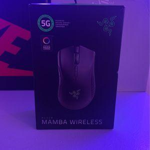 Razer Mamba Wireless for Sale in Hanover Park, IL
