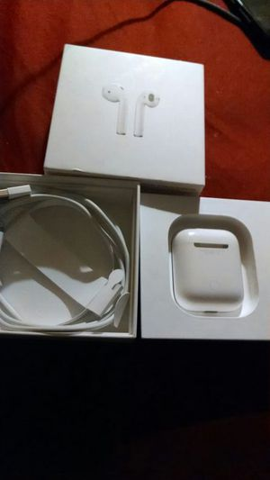 Apple Airpods 1st Gen really good condition with original box! and ill deliver! for Sale in Santa Ana, CA