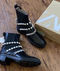 Zara Limited Edition Ankle Boots 7.5 for Sale in McLean,  VA