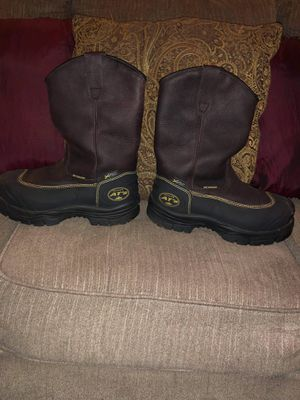 Oliver steel toe work boots size 9.5 for Sale in Peoria Heights, IL