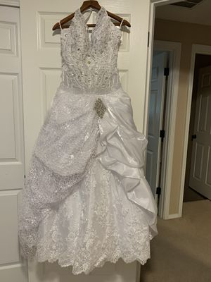 Brand New never worn wedding dress!!! for Sale in Vancouver, WA