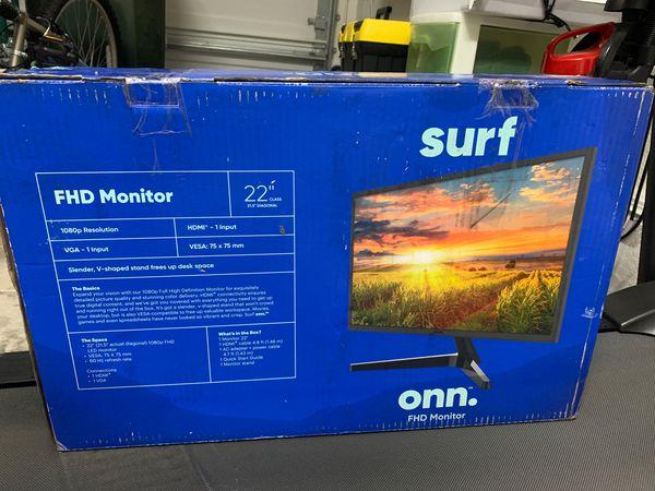 ONN Computer Monitor