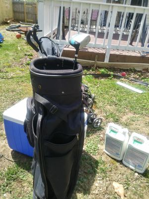 Golf bag for Sale in Fairfax, VA