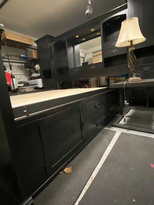 Black captain bed for Sale in Chandler, AZ