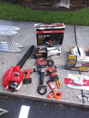 Tools for Sale in Tampa, FL