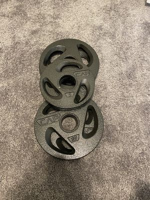 50lbs Total Olympic Weights for Sale in Parrish, FL