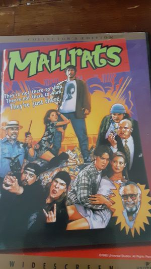 National lampoons black ball & mall rats dvd for Sale in Grand Saline, TX