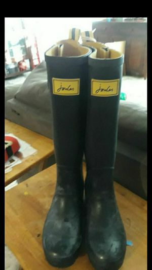 Joules rain boots for Sale in Houston, TX