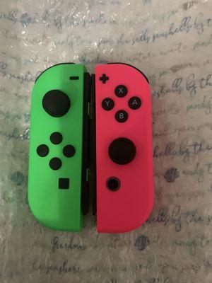 Nintendo Switch joy-cons Splatoon for Sale in Miami, FL