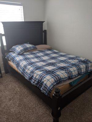 Full mattress good condition for Sale in Rialto, CA