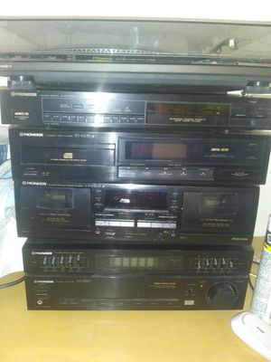 Panasonic sounds system for Sale in Chelan, WA