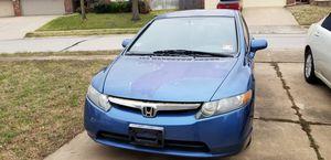 Honda civic 2008 for Sale in Broken Arrow, OK