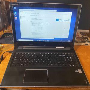 Lenovo Ideapad Flex 15 Intel I-5 Core 8GB Touchscreen Laptop for Sale in Alexandria, VA