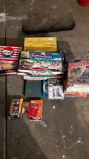 Huge lots of games and puzzles for Sale in Murrieta, CA