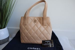 Chanel vintage Wild Stitch hand bag for Sale in Los Angeles, CA