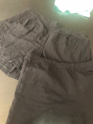 Gap Linen Shorts Size XL + Children Place Bike Shorts Size 10/12 for Sale in Sunnyvale, CA