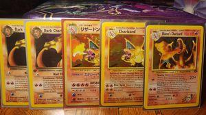 Vintage 50 Pokemon card lot for Sale in Joelton, TN