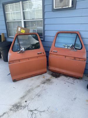 73-79 ford F100 doors for Sale in Longwood, FL