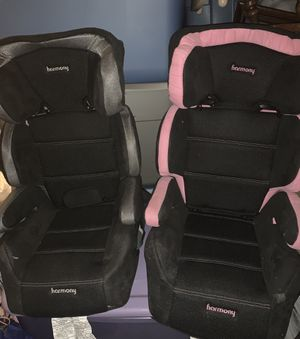 Car seats child must be 30 pds and over for Sale in Webster, NY