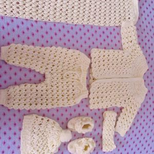 Crochet Baby Winter Clothes for Sale in Centreville, VA