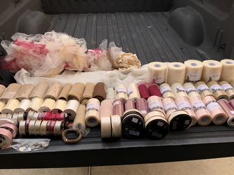 Ribbon/tulle /burlap/lace for Sale in Spring,  TX