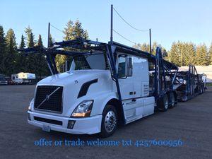 VOLVO VNL CAR HAULER BOYDSTUN cottrell peterbilt kenworth freightliner for Sale in Lake Stevens, WA