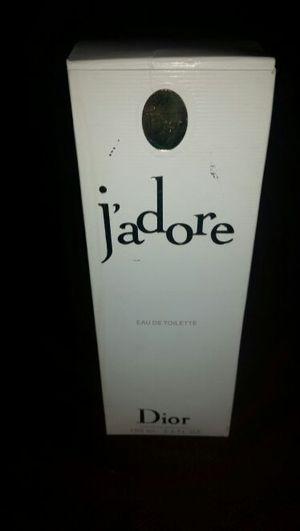 Cristian Dior J'adore. Final price.. Precio fijo! for Sale in Hyattsville, MD