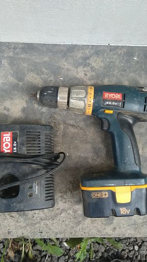 Ryobi Drill w/ battery and charger for Sale in Bainbridge Island, WA