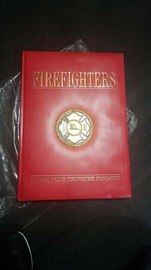National Fallen Firefighters Foundation collectable book for Sale in Edgewood, WA