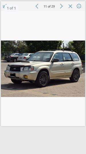 Subaru Forester XT for Sale in Chicago, IL