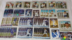 2018 2019 Los Angeles Dodgers Baseball Card Lot for Sale in Montclair, CA