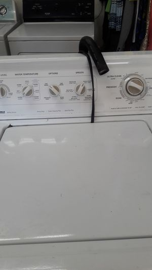 Electric Washer & Dryer for Sale in Dallas, TX