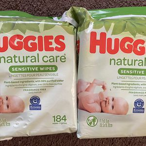 Huggies Wipes 2 For $10 for Sale in Huntington Beach, CA