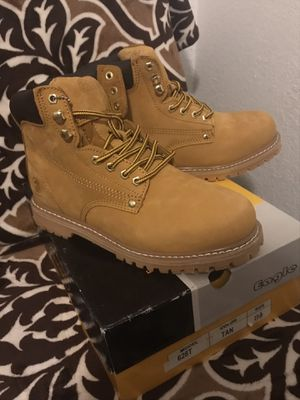 Eagle Work Boots Size 8.5 NEW for Sale in Phoenix, AZ