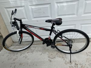 "Brand new Murtisol 26"", 18 speeds hybrid mountain bike, heavy duty kickstand, adjustable seat for Sale in West Valley City, UT"