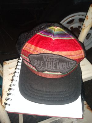 Vans off the wall hat for Sale in Milton, FL