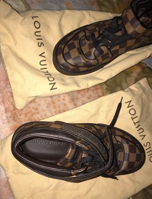 louis vuitton sneakers for Sale in Braintree, MA